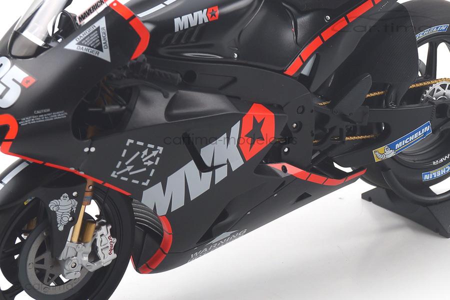 Yamaha YZR-M1 Valencia Test 2016 Maverick Vinales Minichamps 1:12 122163925
