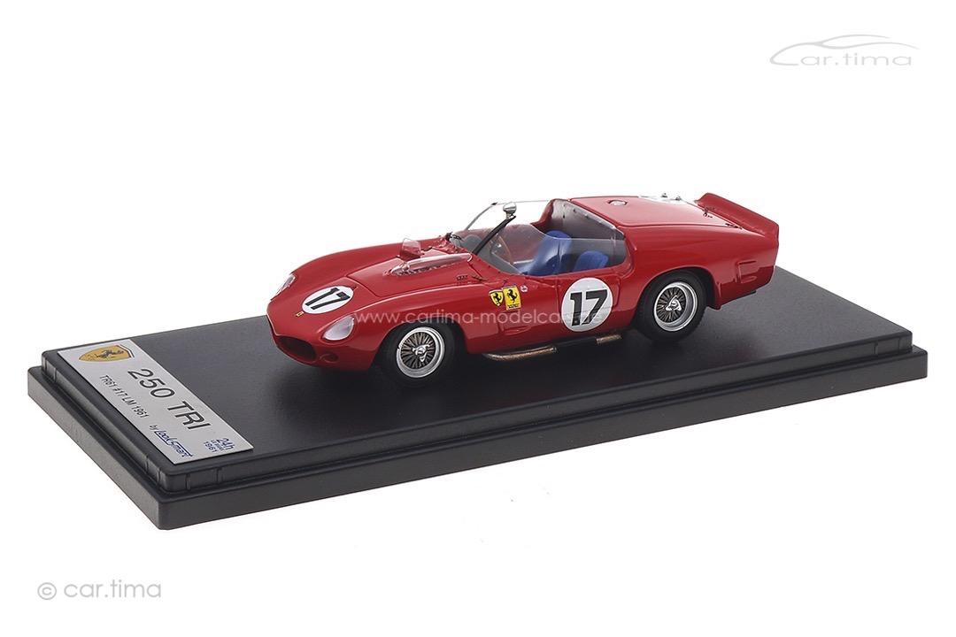 Ferrari 250 TRI TR61 24h Le Mans 1961 Ryan/Fulp LookSmart 1:43 LSLM046