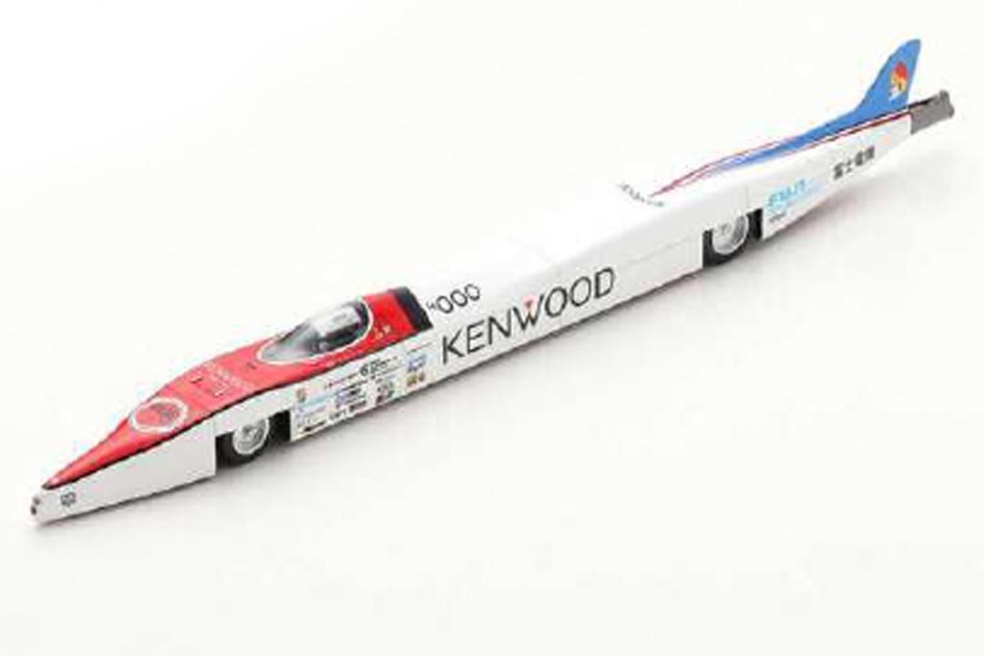 Kenwood Elektro-Rekordwagen Bizarre 1:43 B1076