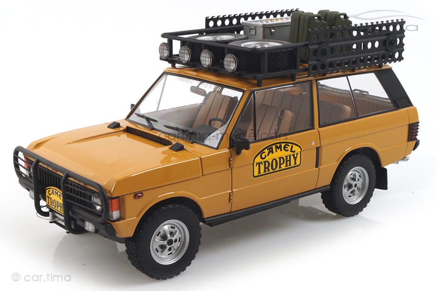 Land Rover Range Rover Camel Trophy 1882 Almost Real 1:18 810106