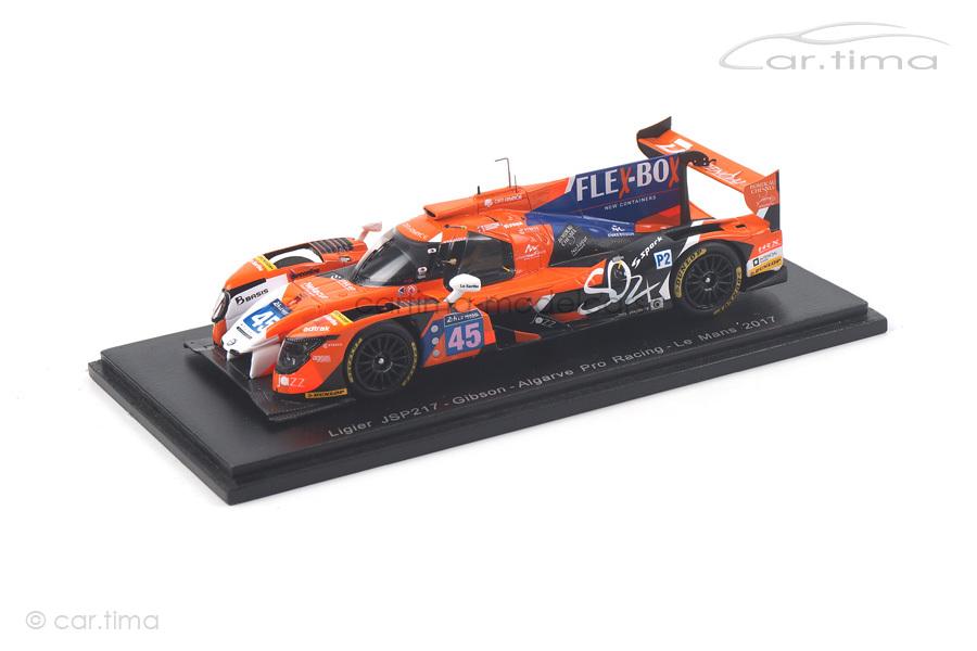 Ligier JS P217 24h Le Mans 2017 Patterson/McMurry/Capillaire Spark 1:43 S5828