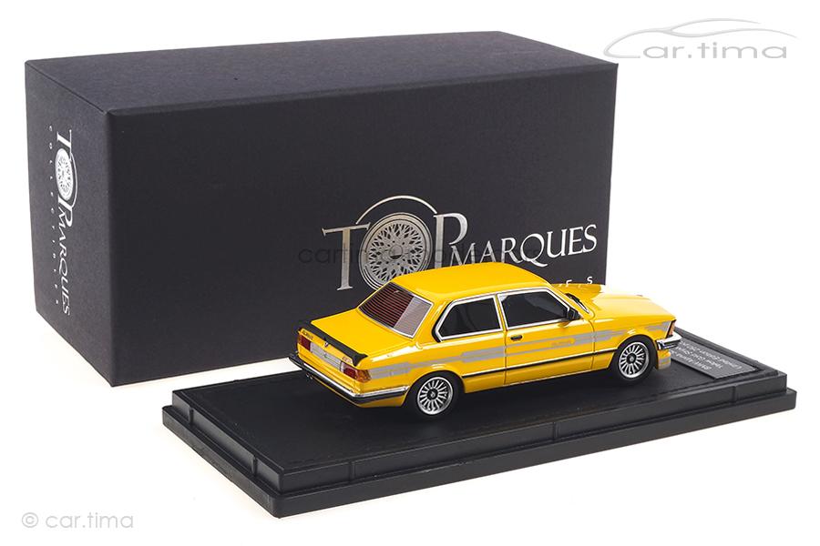 BMW Alpina 323 gelb Top Marques 1:43 TM43-05C