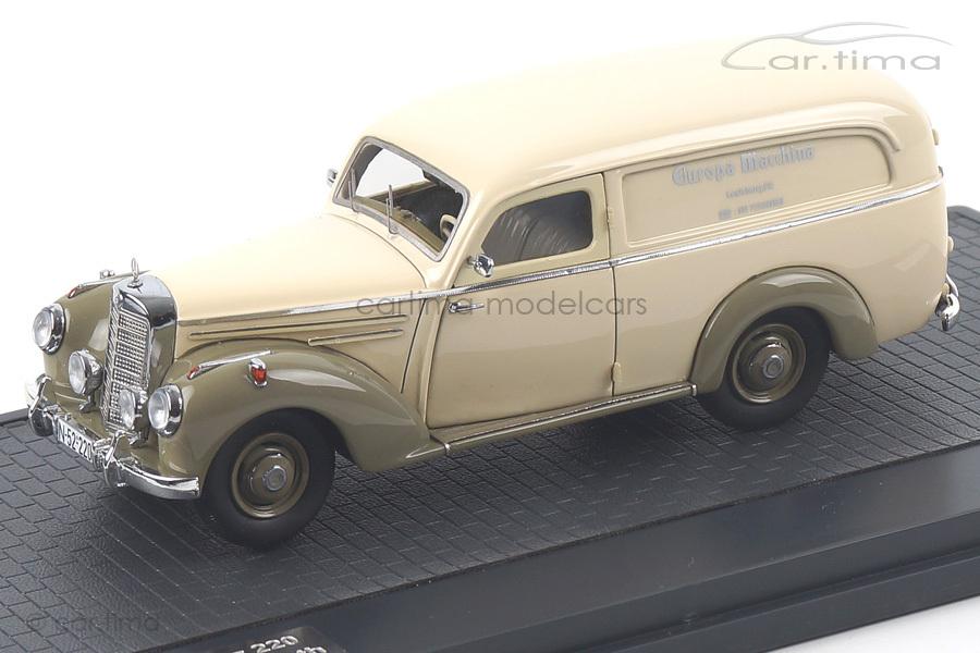 Mercedes-Benz 220 Lieferwagen by Autenrieth 1932 Matrix Scale Models 1:43 - MX11302-201