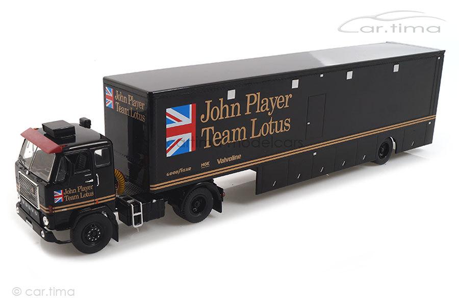 Volvo F 88 John Player Team Lotus Racing IXO 1:43 TTR017