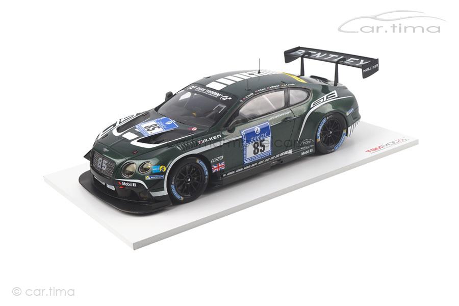 Bentley Continental GT3 24h Nürburgring 2015 TSM 1:18 TSM161807R
