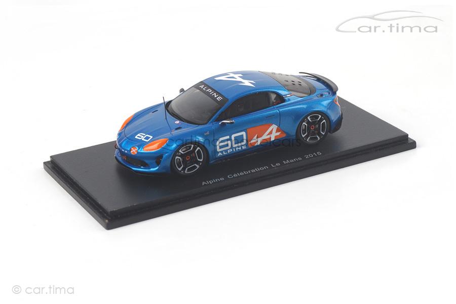 Alpine Célébration Le Mans 2015 Spark 1:43 S4947