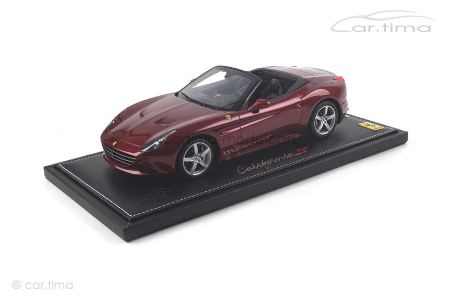 Ferrari California T Genève Auto Show 2014 BBR 1:18 P1877