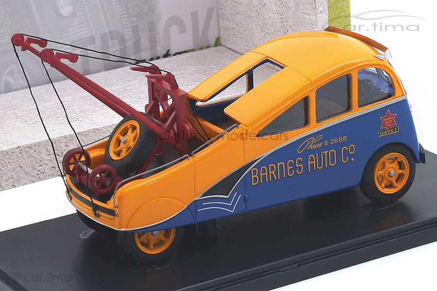 Barnes Streamlined Wrecker autocult 1:43 11004