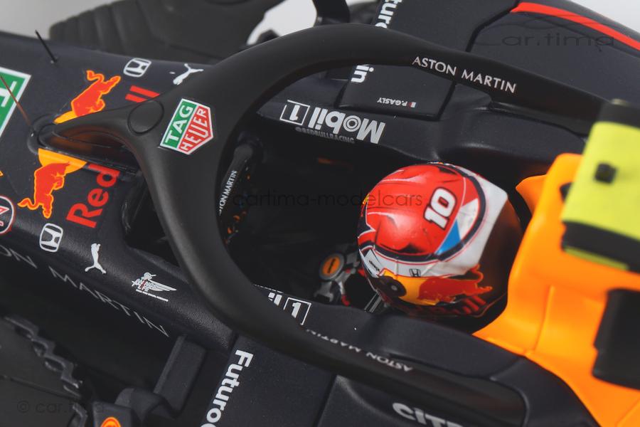 Aston Martin Red Bull Honda RB15 GP 2019 Pierre Gasly Minichamps 1:18 110190010