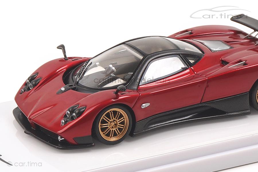 Pagani Zonda F Rosso Dubai TSM 1:43 TSM430188