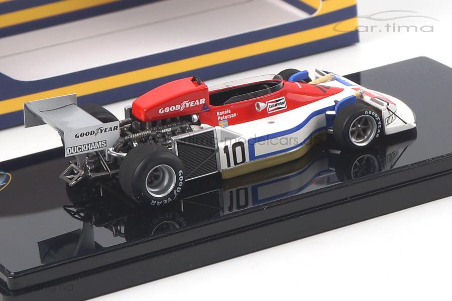 March 761 Dutch GP 1976 Ronnie Peterson TSM 1:43 TSM154329 #wfde