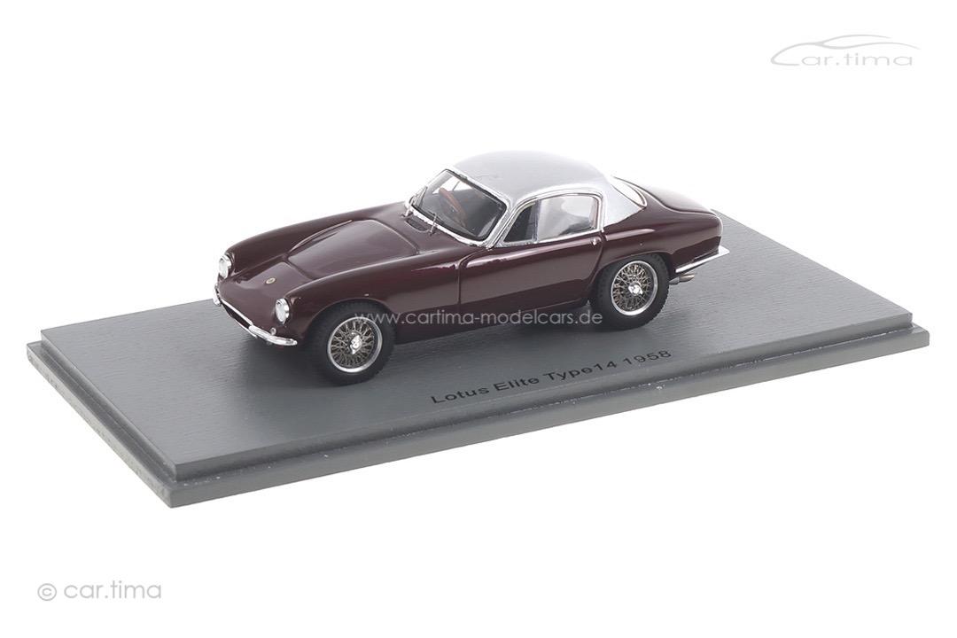 Lotus Elite Type14 1958 Spark 1:43 S5064