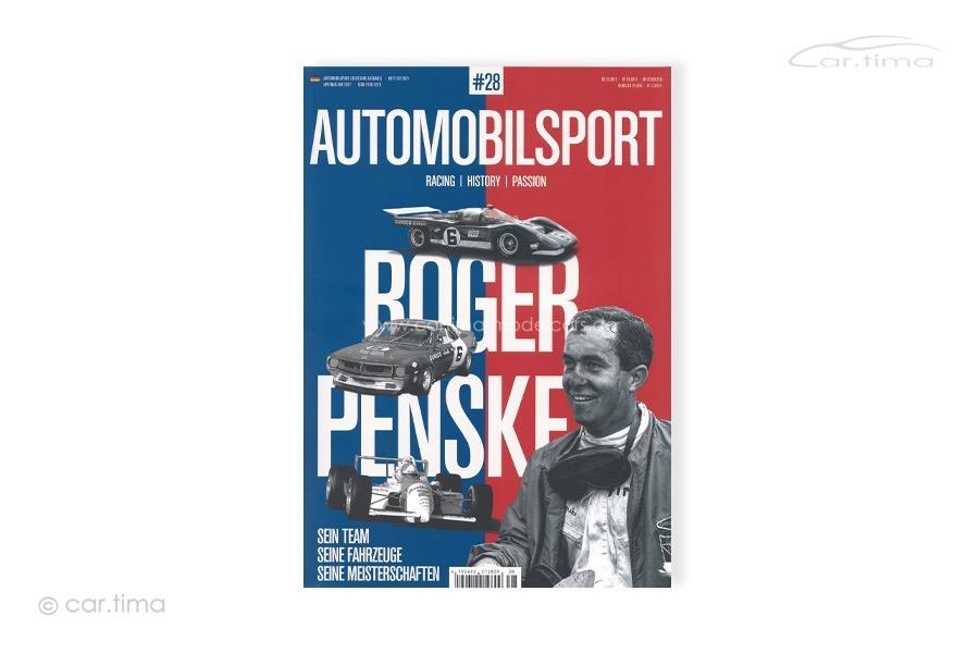 Zeitschrift / Magazine Automobilsport #28 Deutsche Edition M-AMS28-DE