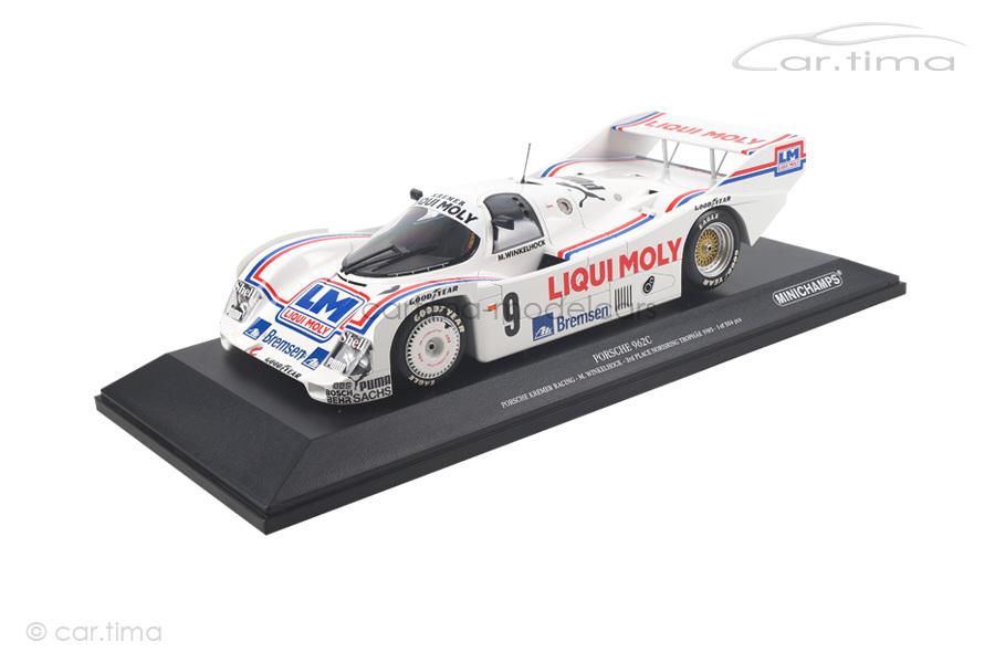 Porsche 962C Norisring Trophäe 1985 Winkelhock Minichamps 1:18 155856509