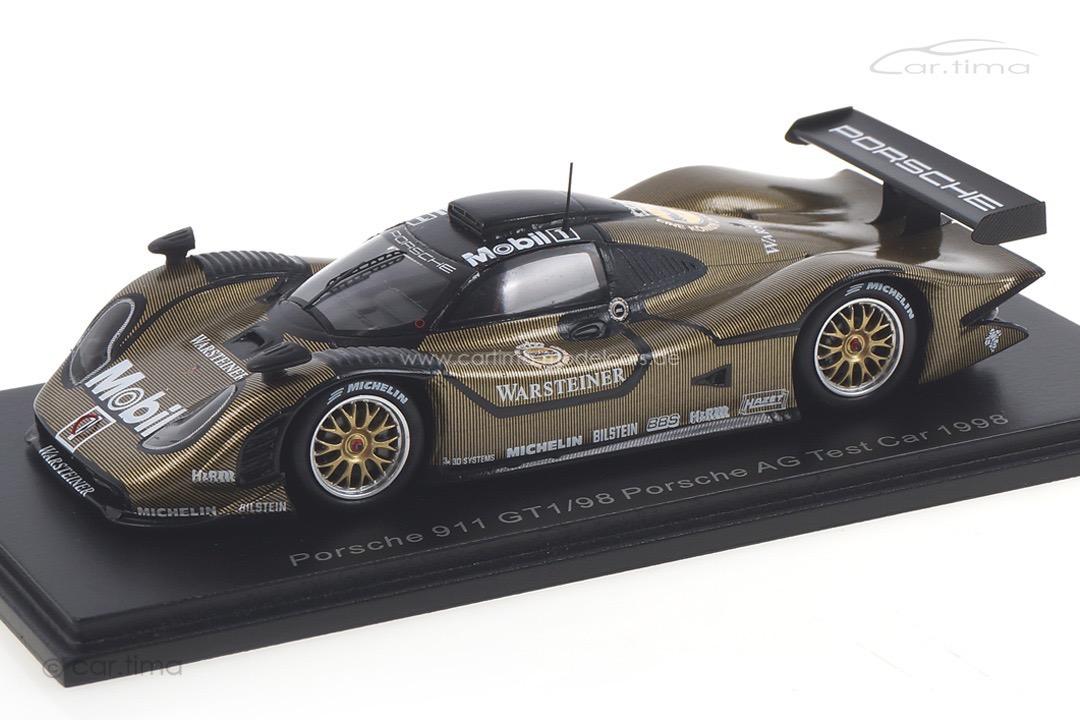 Porsche 911 GT1 Test 1998 Spark 1:43 S5997