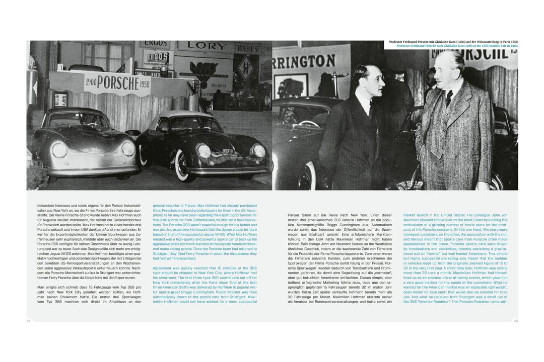 Buch Porsche Speedster Legends 1954–2020 Berlin Motor Books 9783981459227