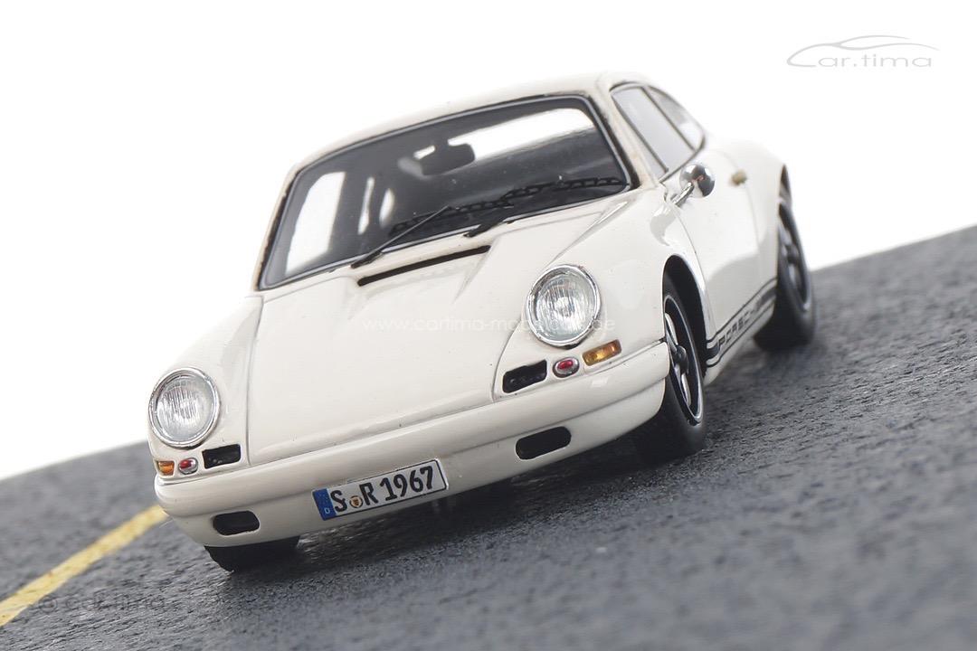 Set Porsche 911 R 1967/2017 1 of 100 Spark 1:43 SP191