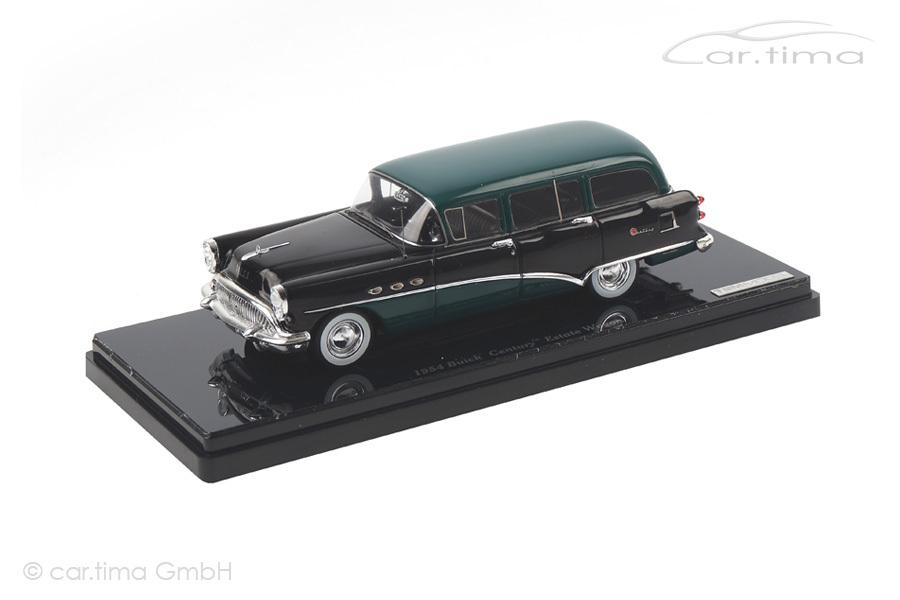 Buick Century Estate Wagon 1954 schwarz TSM 1:43 TSM144315