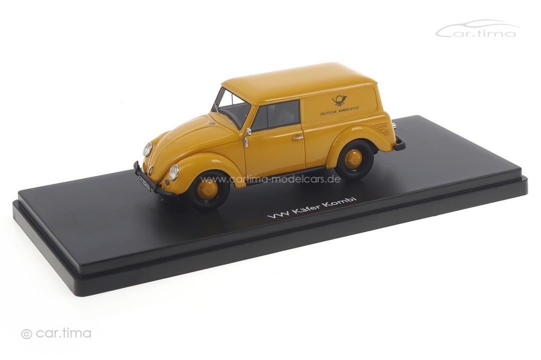VW Käfer Kombi Deutsche Bundespost 1:43 450900800