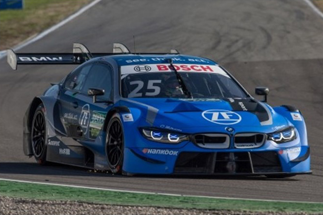 BMW M4 DTM Hockenheim 2020 Philipp Eng Spark 1:43 SG665