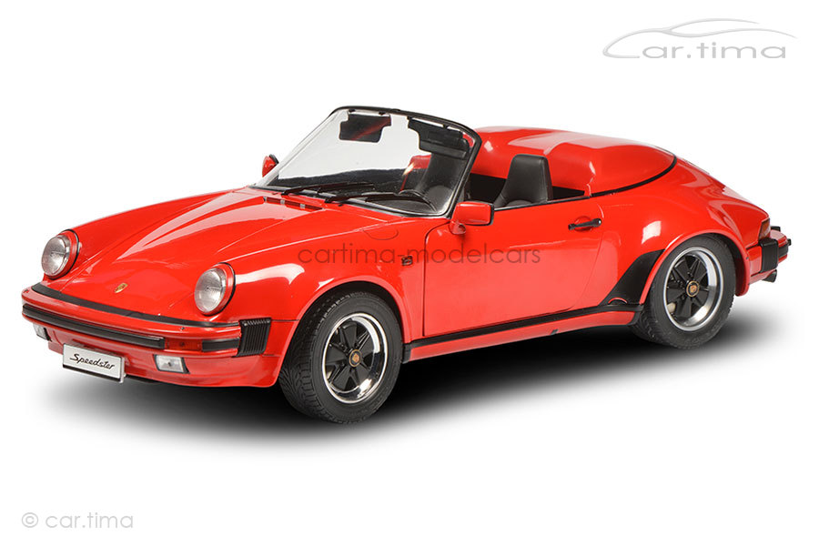Porsche 911 Speedster Indischrot Schuco 1:12 450670500