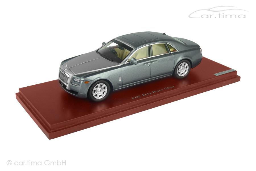 Rolls-Royce Ghost Dark Tungsten TSM 1:43 TSM114321