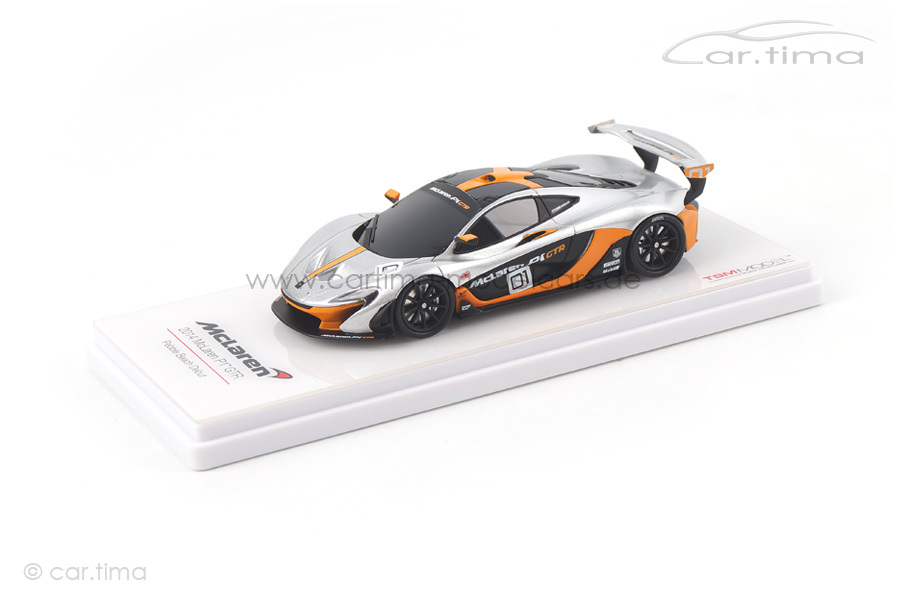 McLaren P1 GTR Pebble Beach 2014 TSM 1:43 TSM154338