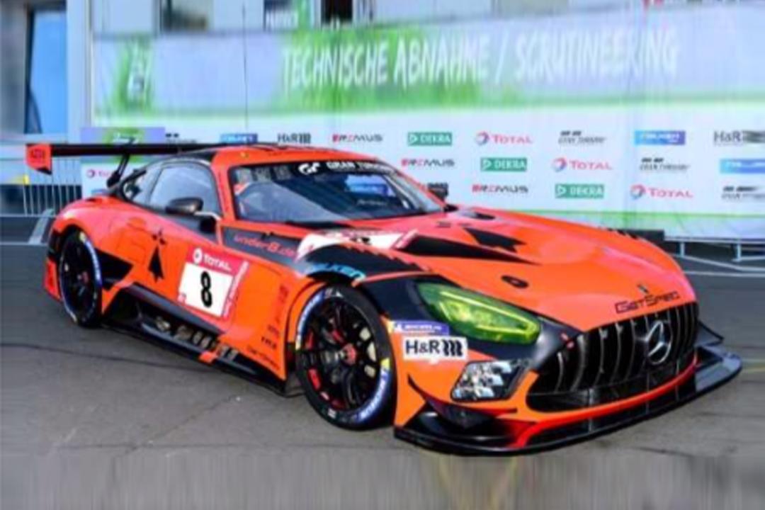 Mercedes-AMG GT3 24h Nürburgring 2020 Collard/Jöns/Perrodo/Vaxiviere Spark 1:43 SG712