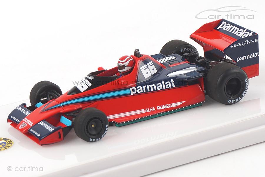 Brabham BT46-Alfa Romeo GP Kanada 1978 Nelson Piquet TSM 1:43 TSM154305