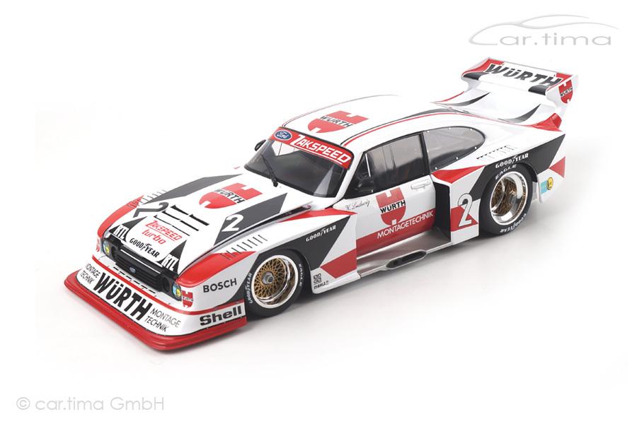 Ford Capri Turbo Gr. 5 Winner DRM 1981 Klaus Ludwig Minichamps 1:18 100818602