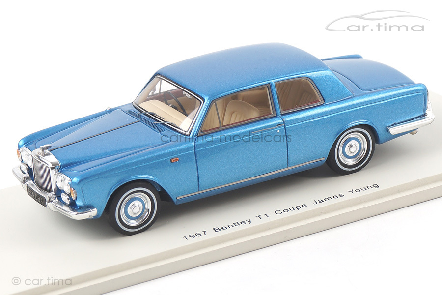 Bentley T1 Coupe James Young Spark 1:43 S3815