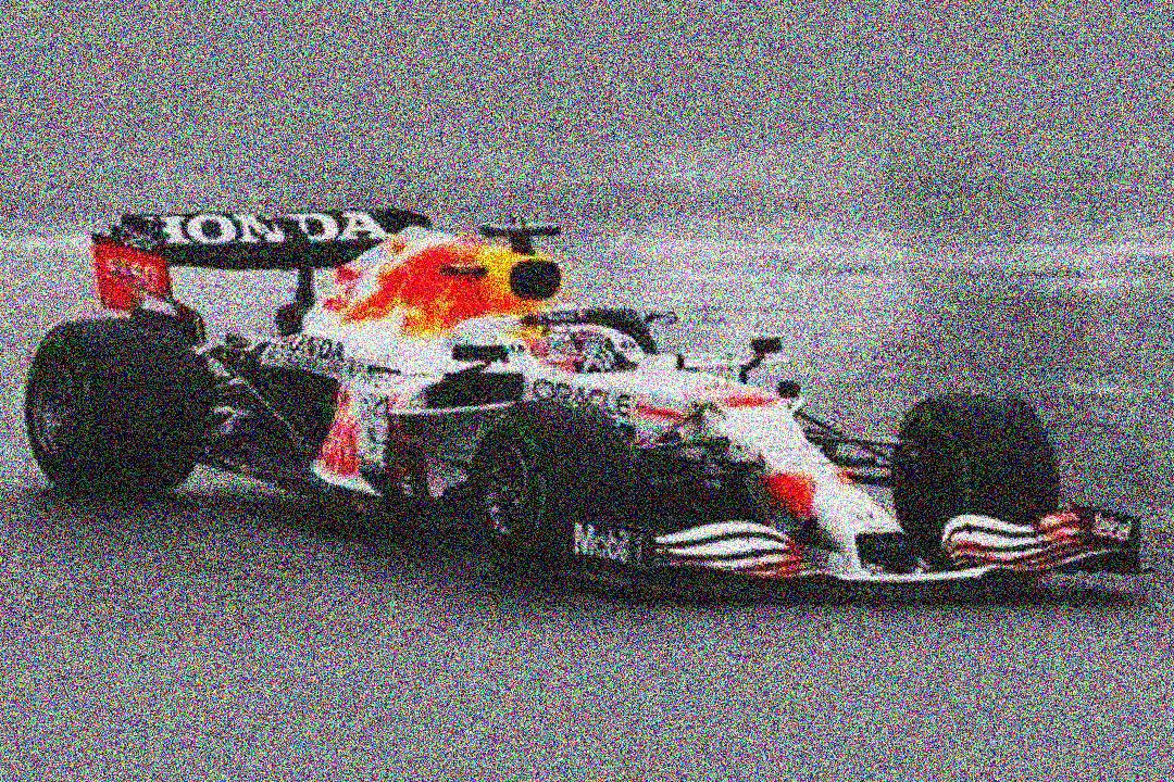 Red Bull Racing Honda RB16B GP Türkei 2021 Max Verstappen Spark 1:18 18S605