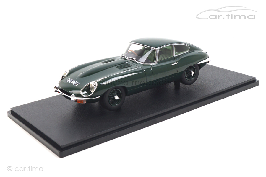 Jaguar E-Type II grün Cult Scale Models 1:18 CML046-2