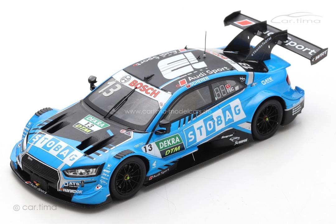 Audi RS5 DTM 2020 Fabio Scherer Spark 1:43 SG657