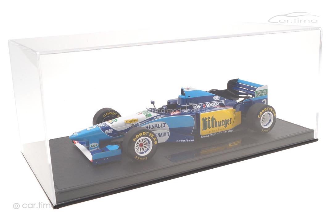 Benetton-Renault B195 GP 1995 Johnny Herbert GP Replicas 1:18 GP46B