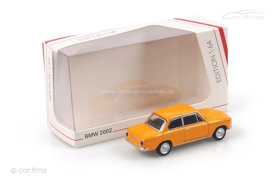 BMW 2002 orange Schuco 1:64 452022700