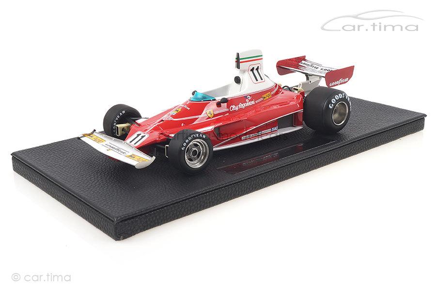 Ferrari 312 T GP 1975 Clay Regazzoni GP Replicas 1:18 GP26B