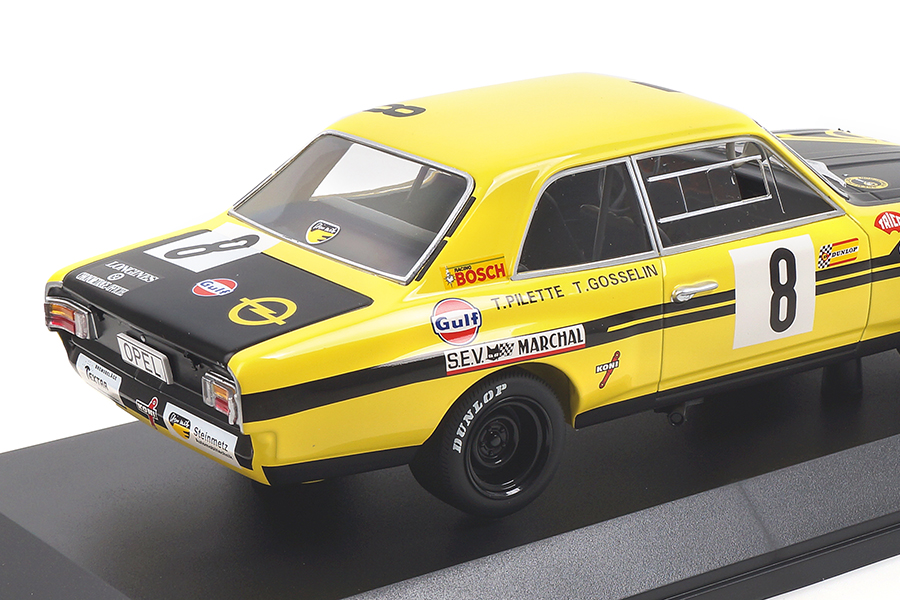 Opel Commodore 24h Spa 1970 Pilette/Gosselin Minichamps 1:18 155704608