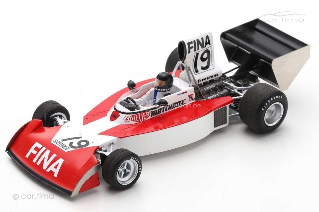 Surtees TS16 GP Kanada 1974 Helmuth Koinigg Spark 1:43 S9657