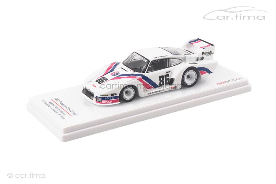 Porsche 935 Winner Sebring 1981 Haywood/Holbert/Leven TSM 1:43 TSM164356