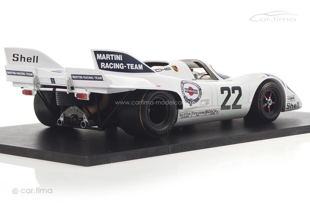 Porsche 917 K Winner 24h Le Mans 1971 Marko/van Lennep Spark 1:18 18LM71