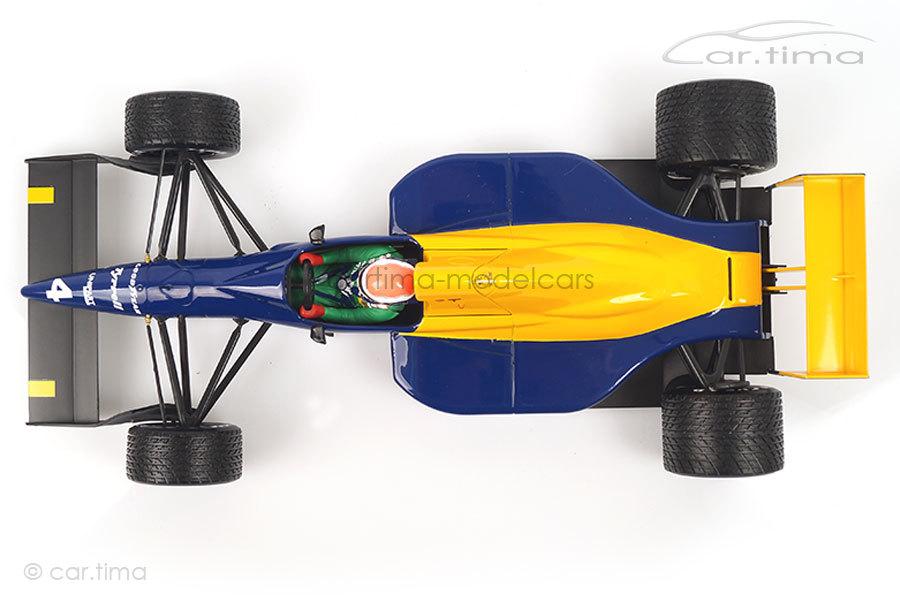 Tyrrell Ford 018 GP Belgien 1989 Johnny Herbert Minichamps 1:18 110891104