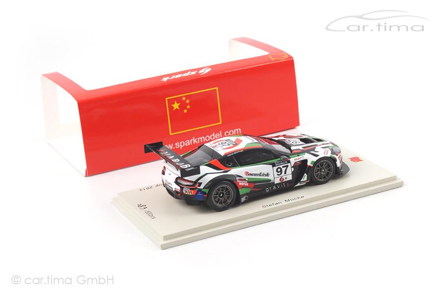 Aston Martin Vantage GT3 Macau GT Cup 2013 Stefan Mücke Spark 1:43 SA050