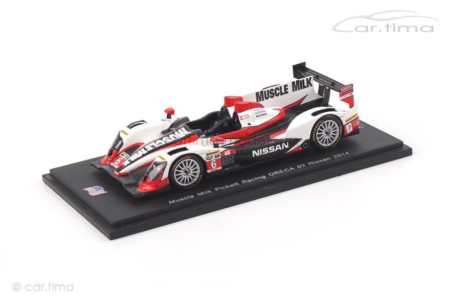 Oreca 03 Nissan 2014 Graf/Luhr Spark 1:43 US007