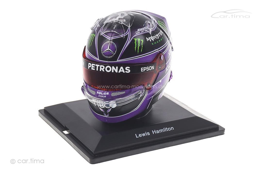 Helm Lewis Hamilton Winner GP Türkei 2020 Spark 1:5 5HF053