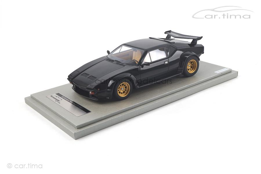 De Tomaso Pantera GT5 schwarz Tecnomodel 1:18 TM18-105C