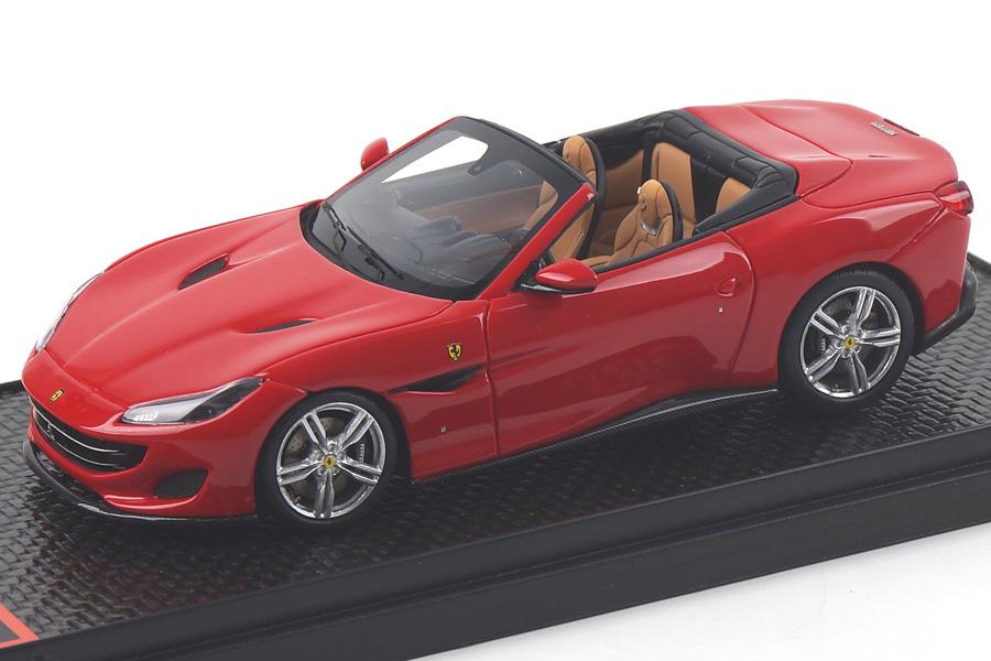 Ferrari Portofino Rosso Corsa BBR 1:43 BBRC207B