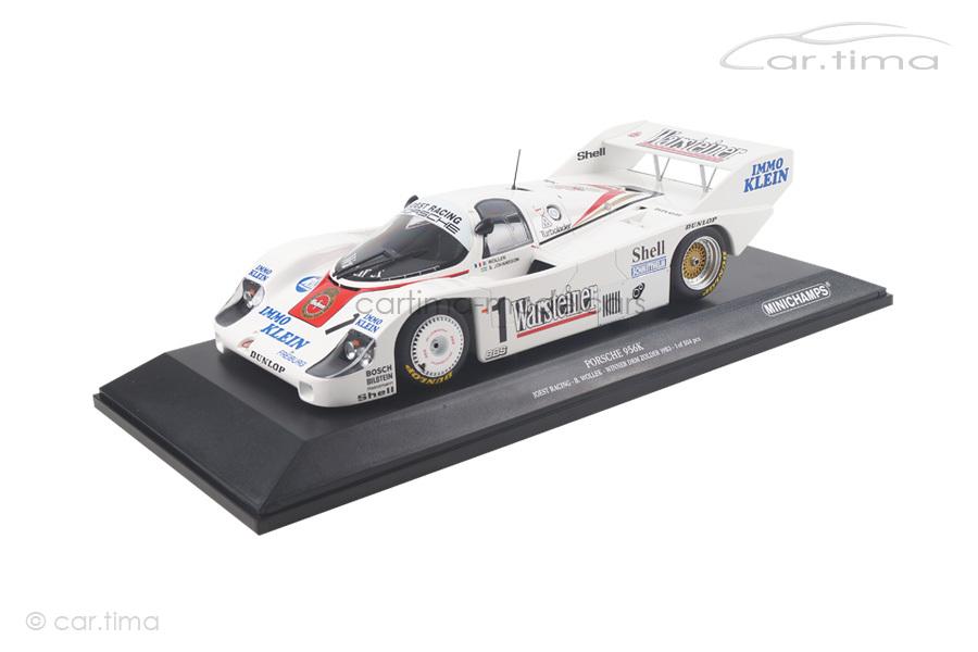 Porsche 956 K Winner DRM Zolder 1983 Wollek/Johanss Minichamps 1:18 153836601