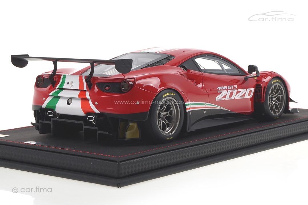 Ferrari 488 GT3 2020 BBR 1:18 P18187
