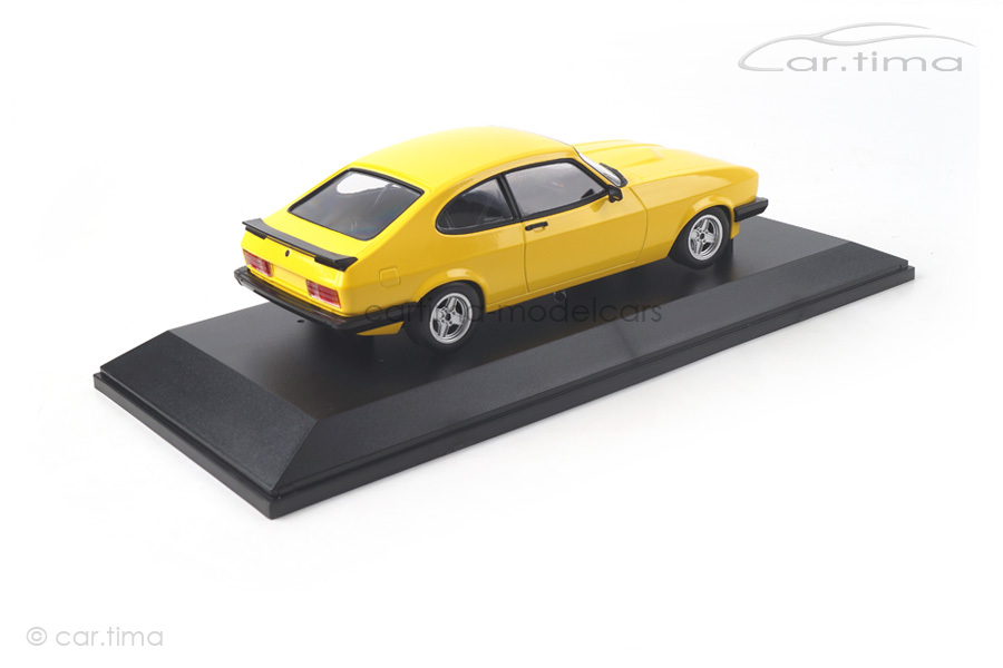 Ford Capri 3.0 1978 gelb Minichamps 1:18 155788601